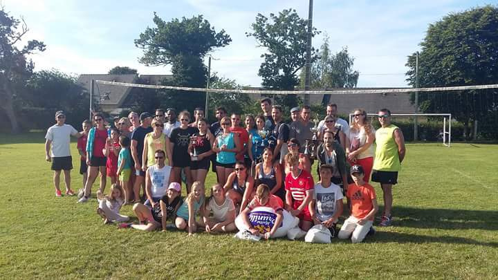 Tournoi Volley Langan 24 juin 2018